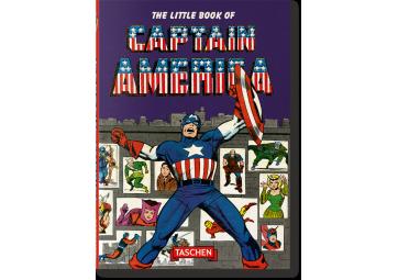 Livre Marvel, Captain America - TASCHEN