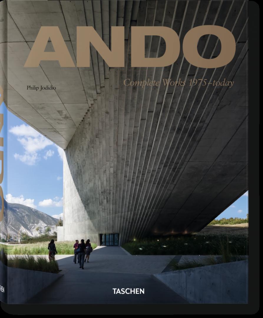 Livre Ando, Complete Works - TASCHEN