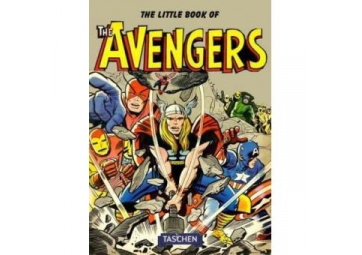 Livre Marvel, Avengers - TASCHEN