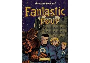 Livre Marvel, Les 4 Fantastiques - TASCHEN