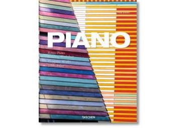 Livre Renzo, Piano Complete Works - TASCHEN