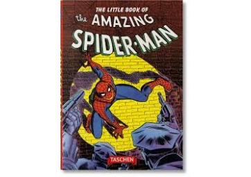 Livre Marvel, Spider-Man - TASCHEN