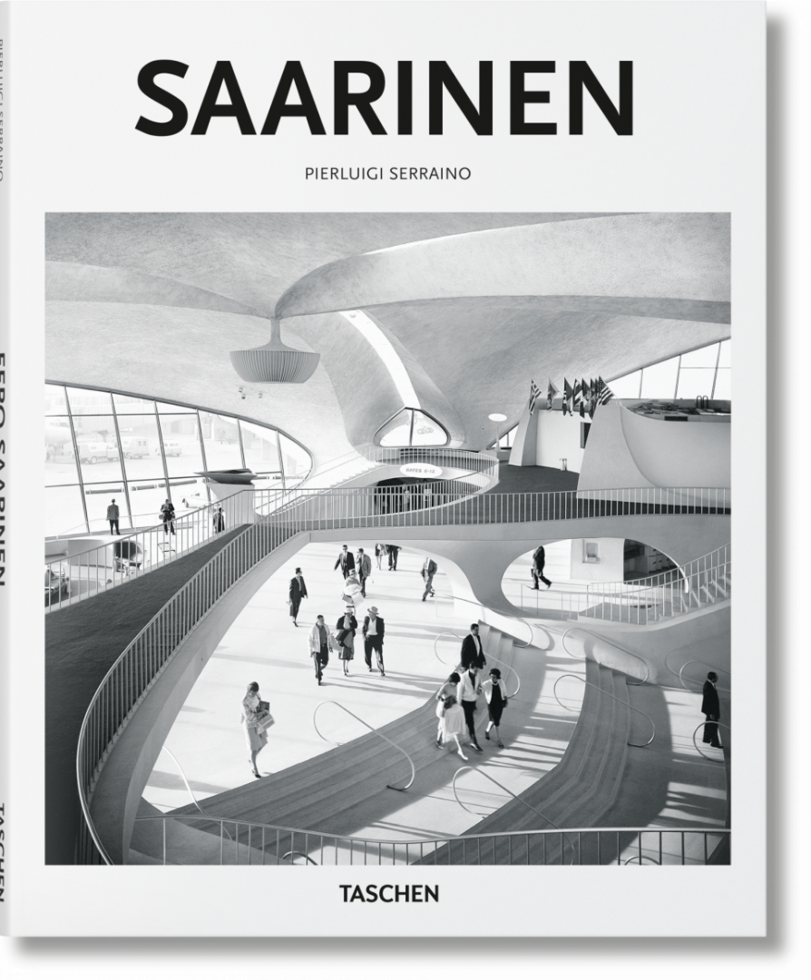 Livre Saarinen - TASCHEN