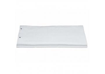 Housse de couette 240x220cm lin blanc - LISSOY