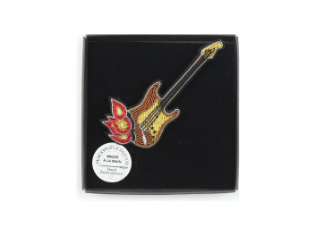 Broche Guitare de Jimmy - MACON & LESQUOY