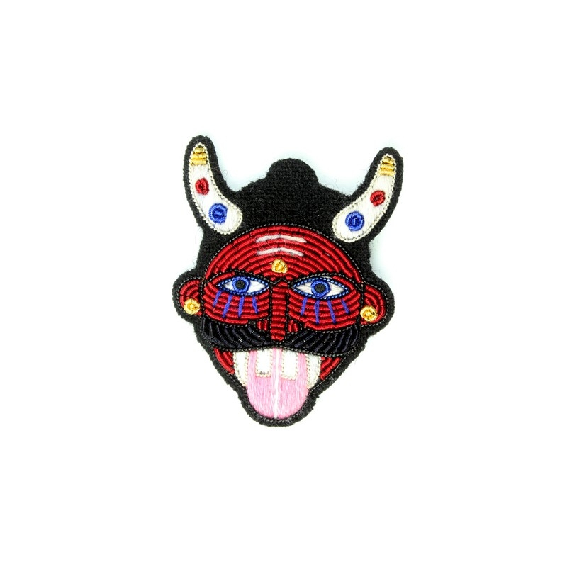 Broche Diable - MACON& LESQUOY