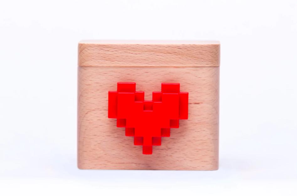 Boîte à amour connectée - LOVEBOX