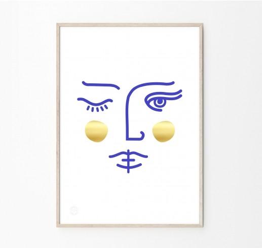 Affiche Janus Goddess - OCTAEVO