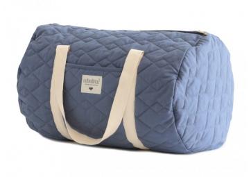 Weekend bag Los Angeles - Aegean blue - NOBODINOZ