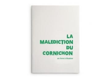 Livre La malédiction du cornichon - SUPEREDITIONS