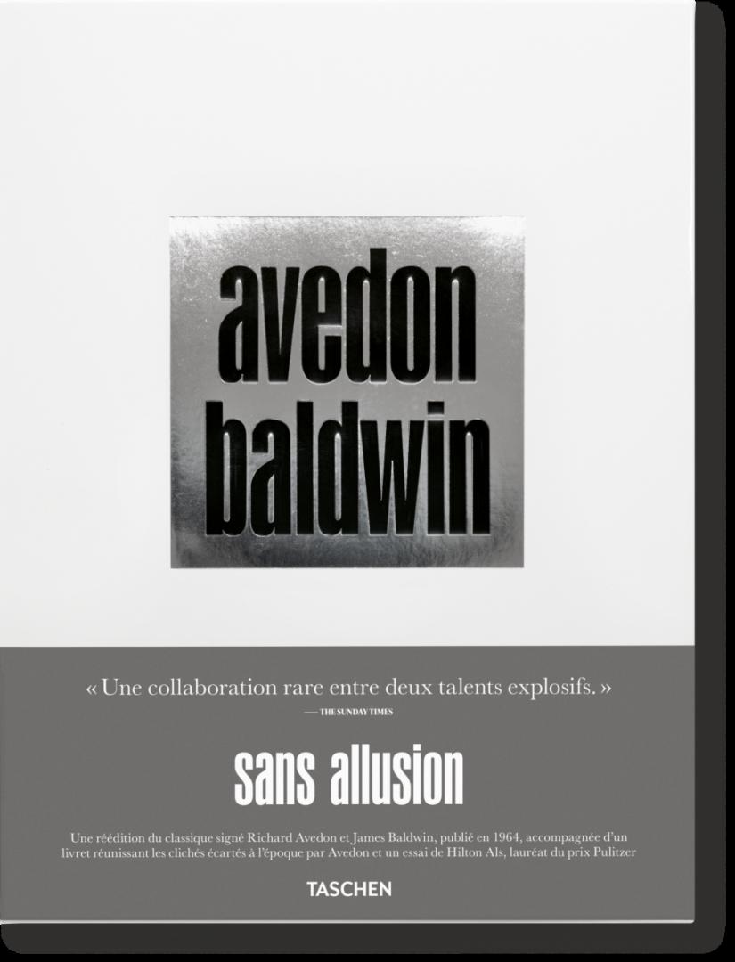 Livre Sans Allusion Avedon Baldwin - TASCHEN