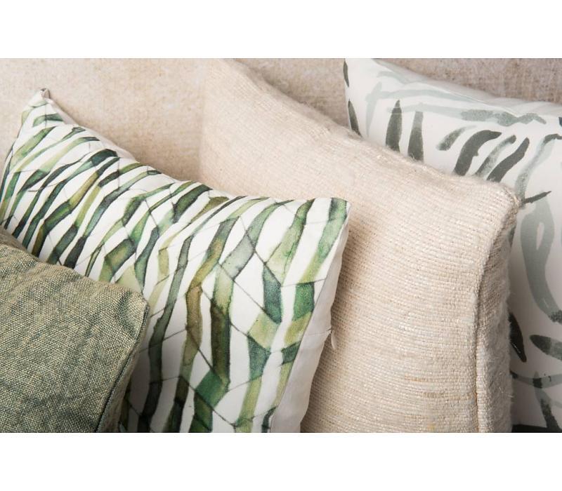 Coussin Bambou 45x45 cm - URBAN NATURE CULTURE