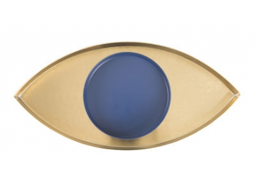 "Lot de 2 plateaux "" The Eye"" - DOIY"