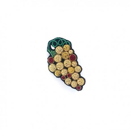 Broche Grappe de Raisin - MACON & LESQUOY