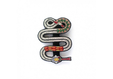 Broche Serpent - MACON & LESQUOY
