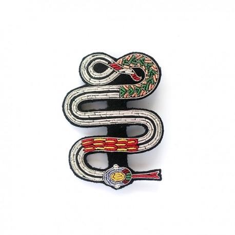 Broche Serpent - MACON & LESQUOY