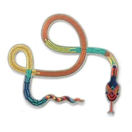 Grand écusson Serpent - MACON & LESQYOY