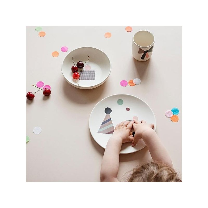 Set de repas enfant Fruiticana - FERM LIVING