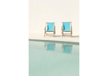 Poster Summer Days 1 - DAVID & DAVID