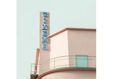 Poster Vintage Cinema 2 - DAVID & DAVID