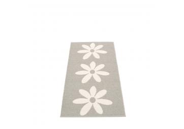 Tapis Lilo Warm Grey / Vanilla - 70x150cm - PAPPELINA