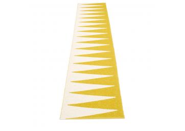 Tapis Vivi - mustard vanilla 70x350 cm - PAPPELINA