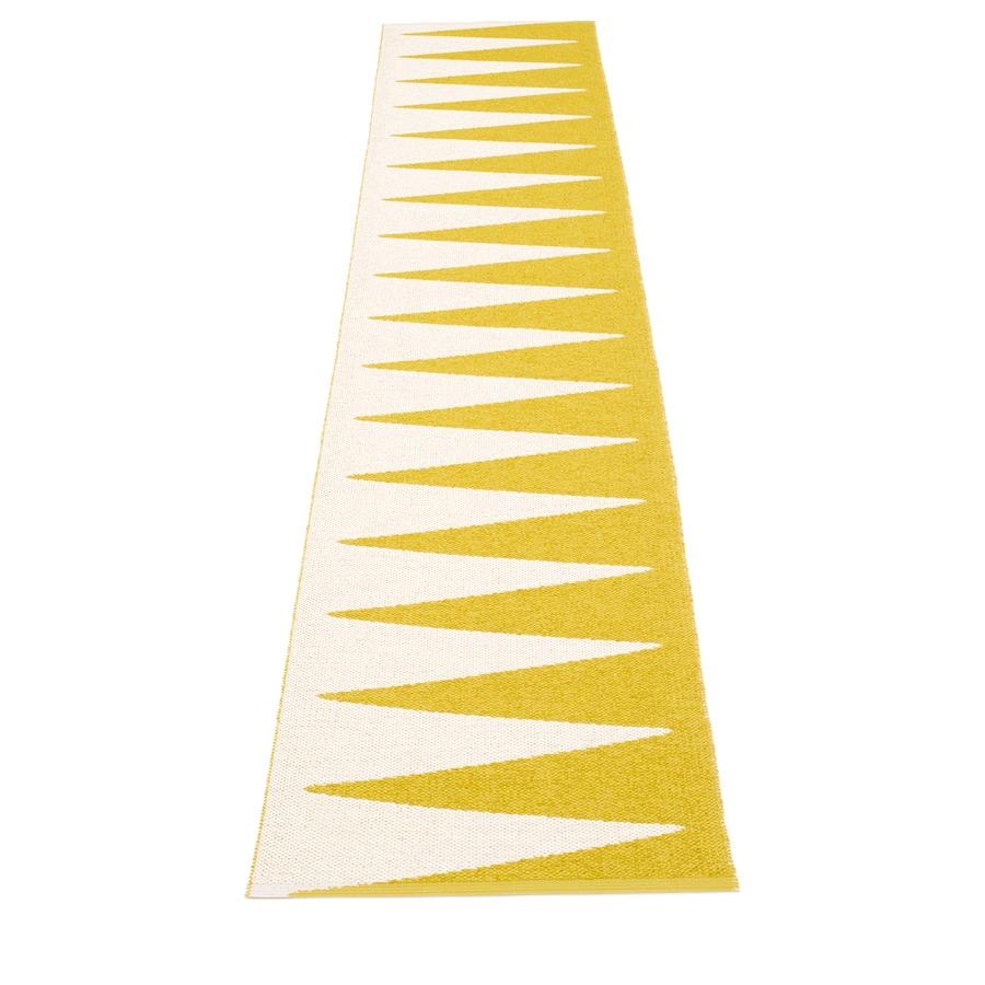 Tapis Vivi - Mustard design - PAPPELINA