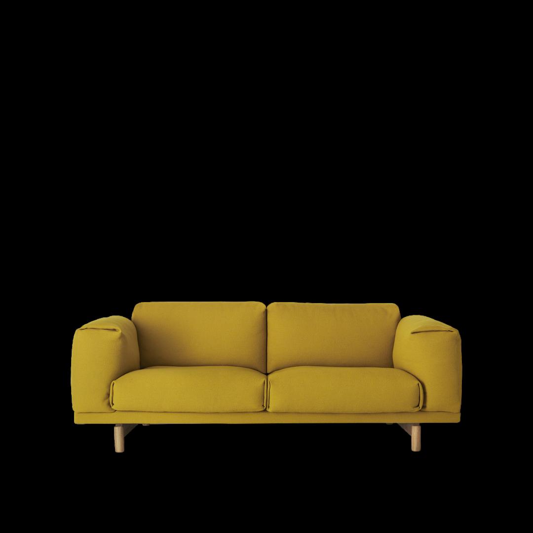 Canapé Rest 2 paces - MUUTO
