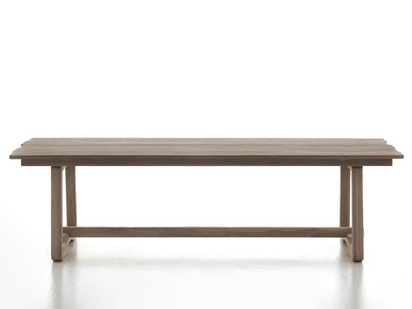 Table de jardin Inout 871 - GERVASONI