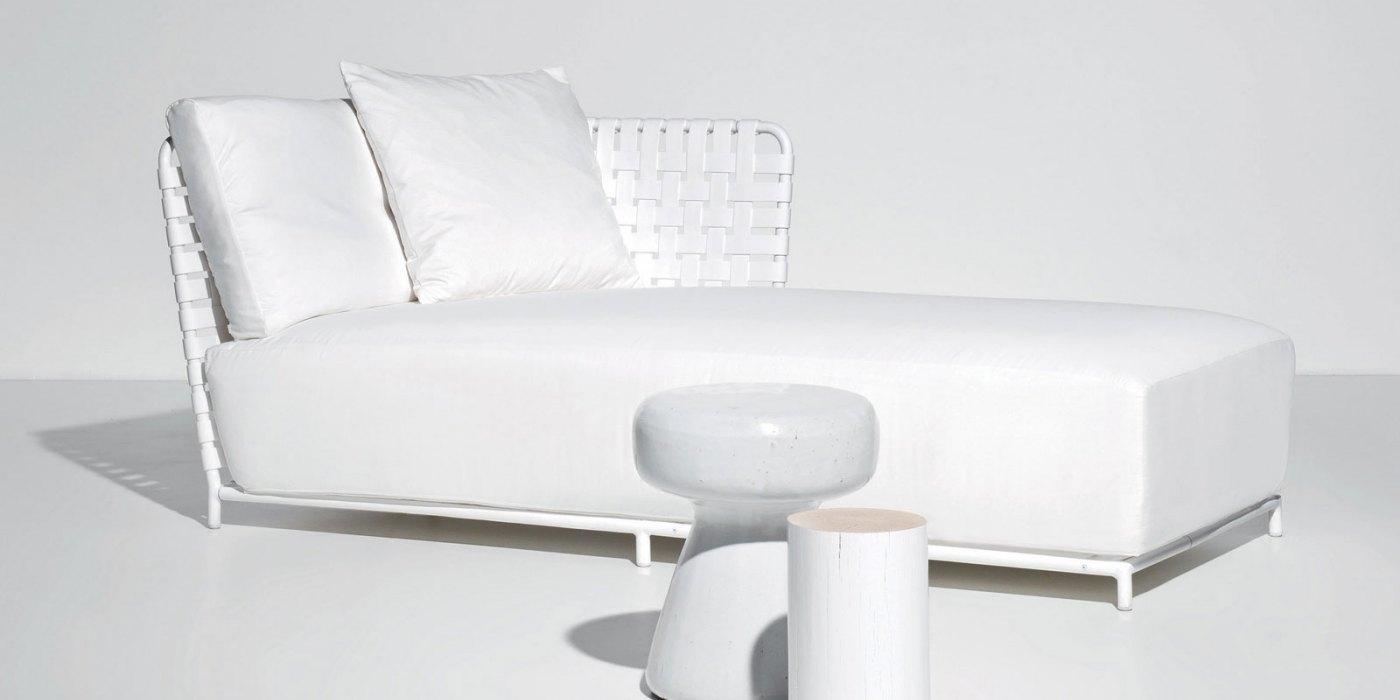 Canapé méridienne INOUT 820F - GERVASONI