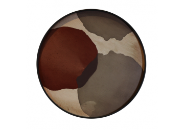 Plateau Overlapping Dots - ETHNICRAFT ACCESSOIRES