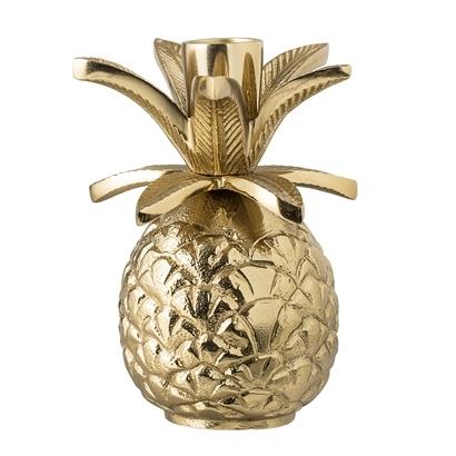 Bougeoir Ananas doré - BLOOMINGVILLE