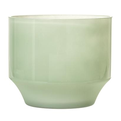 Pot de fleur en verre vert - BLOMINGVILLE