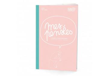 """Carnet d'inspiration """" Mes Pensées"""" - MINUS EDITION"""