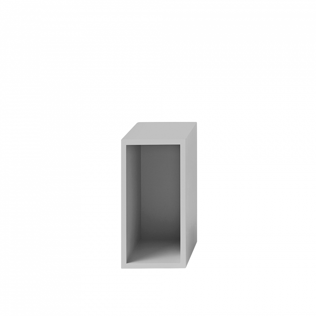 Stacked S 2.0 - Etagere avec fond - MUUTO