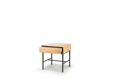 Table de chevet Whitebird - ETHNICRAFT