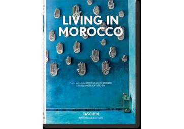 Livre Living In Morocco - TASCHEN
