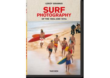 Livre LeRoy Grannis Surf Photography - TASCHEN