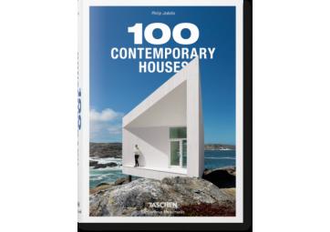 Livre 100 Contemporary Houses - TASCHEN