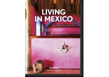 Livre Living In Mexico - TASCHEN
