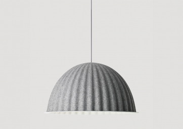 Suspension UNDER THE BELL grise - EXPO - MUUTO