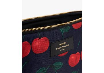 Housse Cherries Macbook 13' - WOOUF
