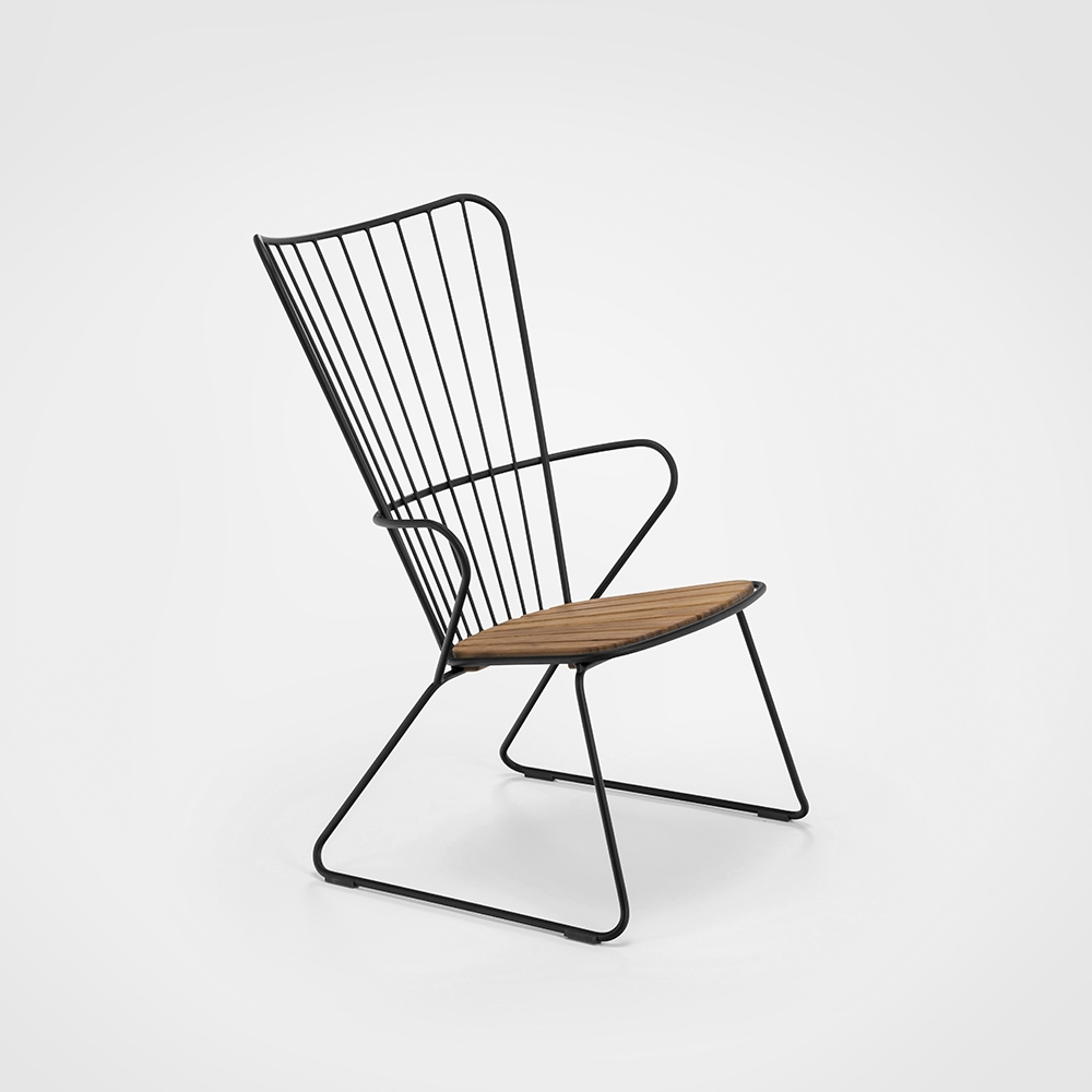 Chaise lounge outdoor Paon - HOUE
