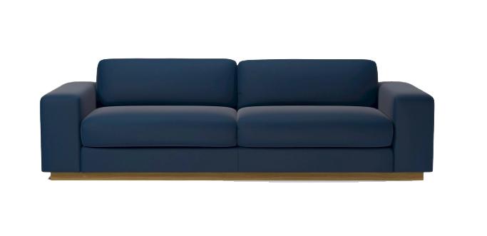 Canapé 3 places Sepia - Confort + - BOLIA