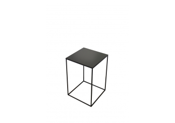 Table d'appoint Square charcoal - ETHNICRAFT ACCESSOIRES