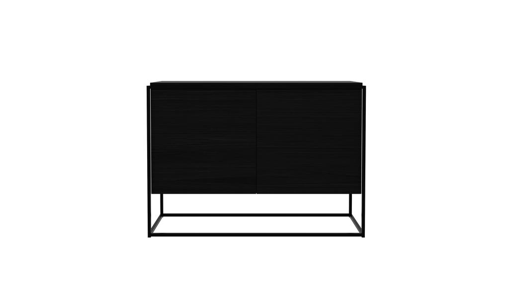 Buffet Monolit noir - ETHNICRAFT
