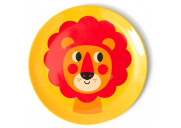 Assiette New lion - OMM DESIGN