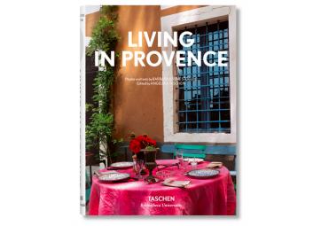 Livre Living in Provence - TASCHEN