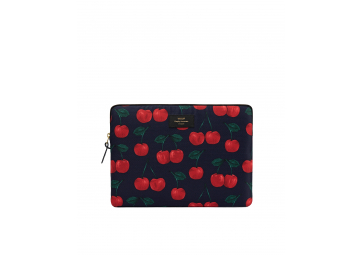 Housse Cherries Macbook 13' - WOOUF