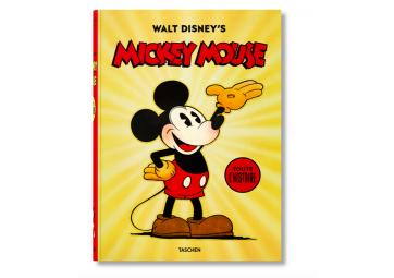Livre Mickey Mouse toute l'histoire - TASCHEN